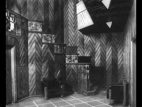 Bauhaus Innenarchitektur 1920 by 1920 1921 Wooden Interior Designed By Joost Schmidt