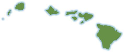 hawaiian island colors hawaiian islands clipart best