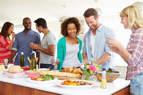 hosting party 5 tips for the single host hey good cookin