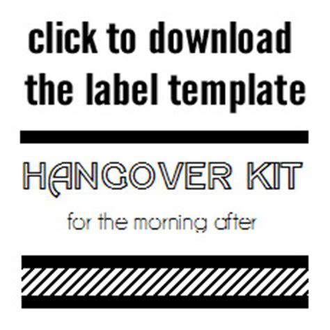 printable hangover kit tags wedding hangover kit the wedding of my dreamsthe wedding