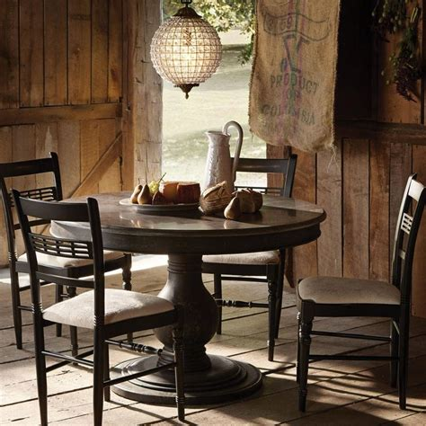 bluestone dining room luca 39 quot pedestal dining table with bluestone top in black tabletop pedestal dining