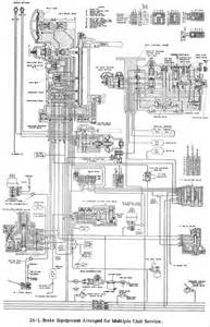 Locomotive Air Brake System Diagram Rail Tech Info