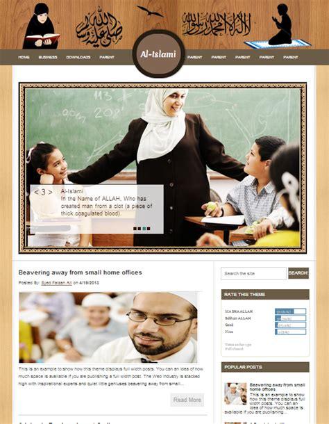 islamic templates for blogger free islamic seo friendly blogger template asimbaba