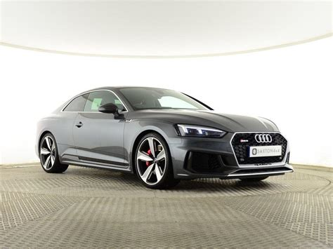 Audi Rs5 Carbon by Used 2018 Audi Rs5 2 9 Tfsi Carbon Edition Tiptronic