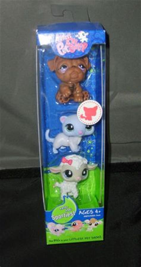 Pet Shop Singles A Ferret littlest pet shop ferret with carry 209 lps lps