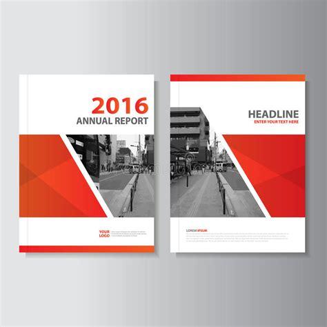 leaflet design books red vector annual report magazine leaflet brochure flyer