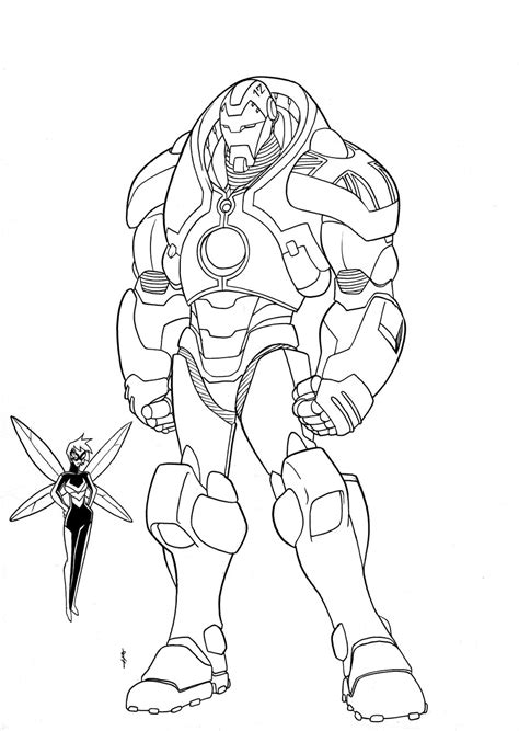 avengers hulkbuster coloring pages cartoon avengers coloring page avengers coloring pages