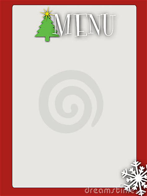 blank dinner menu template retro style blank menu royalty free stock photo