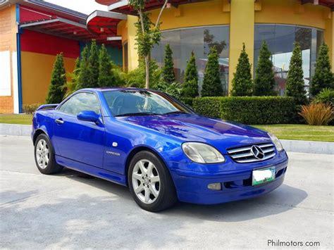 2000 mercedes slk230 used mercedes slk 230 2000 slk 230 for sale