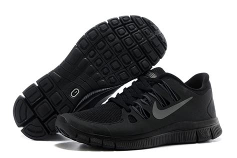 all black running shoes mens nike free run 5 0 v2 mens running shoes new outlet all