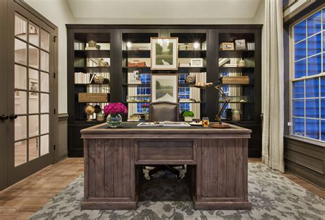 rustic home office 15 motivational rustic home office designs that will