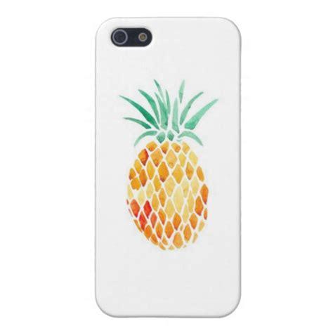 Casing Iphone 5 5s Pineapple Pattern Custom phone pineapple iphone 5 5s cases zazzle