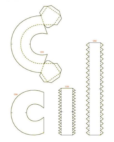 3d letter templates 1000 images about pattern on free printable