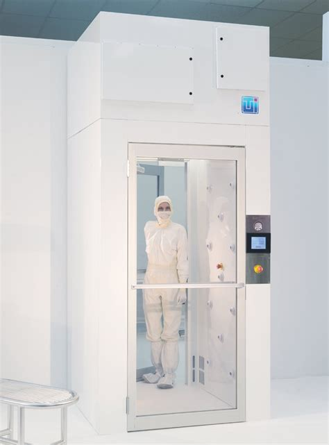 air curtain shower air showers for cleanrooms
