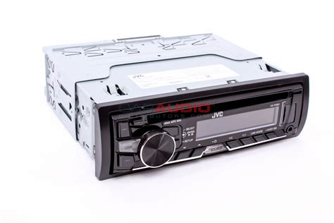 Jvc Car Stereo With Usb Port by New Jvc Kd R460 Single Din Cd Mp3 Wma Usb Car Stereo Receiver W Remote Ebay