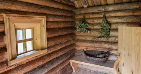 Rustic Log Home Plans La Banya Ou Bania Les Bienfaits Du Sauna Russe