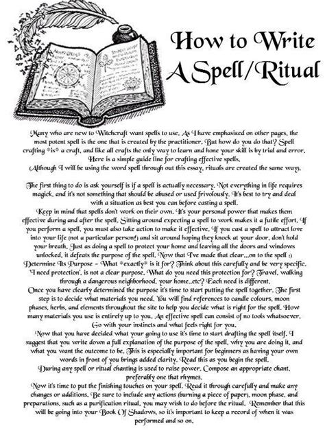 spell section 1000 ideas about witchcraft spells on pinterest book of