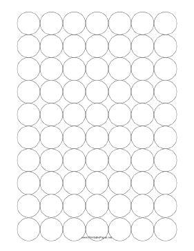 printable graph paper circle printable graph paper spaced circles