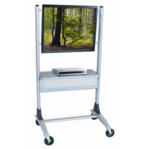 flat screen tv & monitor stands at global industrial