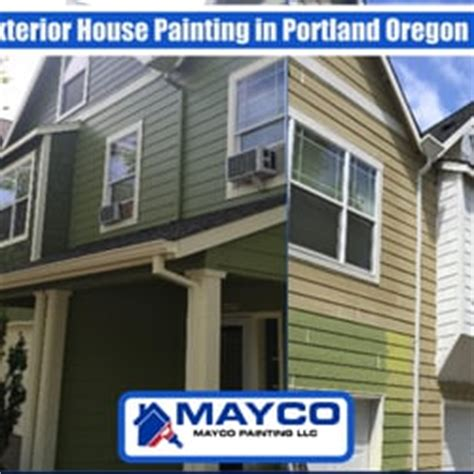 house painters portland oregon mayco painting llc 46 photos painters 4627 sw ace