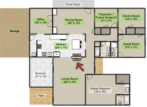 Fireplace Floor Plan by The Beginning Of A Fireplace Makeover Removing A