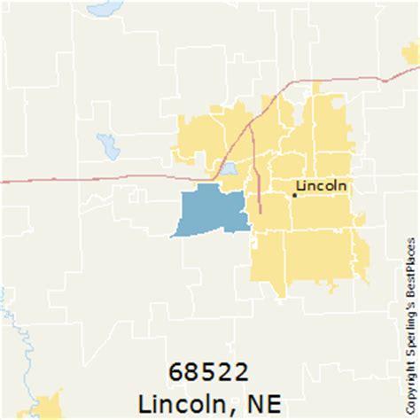 lincoln nebraska zip code map best places to live in lincoln zip 68522 nebraska