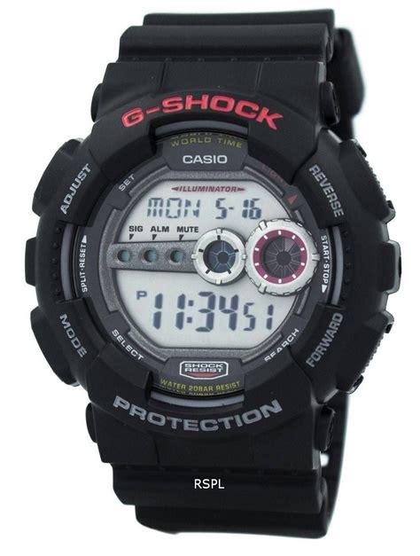 Casio Original 100 Gd 100 1a casio g shock gd 100 1adr gd 100 1a mens