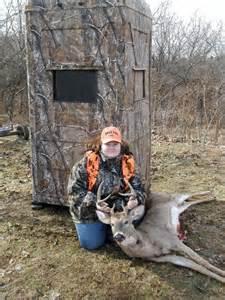Ground Blind Bow Hunting Deer Hunting Deer Stands Ground Blinds Stands Deer Blinds