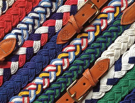 History of the Nautical Rope Bracelet   Brooks Brothers