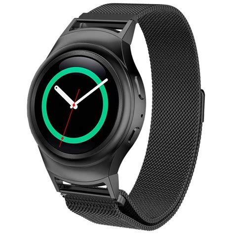 Milanese Magnetic Loop Stainless Steel 20mm Gear S2 Classic R732 for ᗔ galaxy galaxy gear s2 rm 720 smartwatch band 20mm