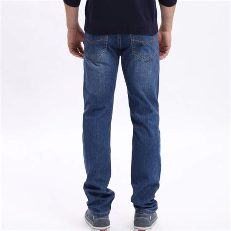 Original Greenlight Casual Chinos Blue buy vomint basic style casual thin jean sale