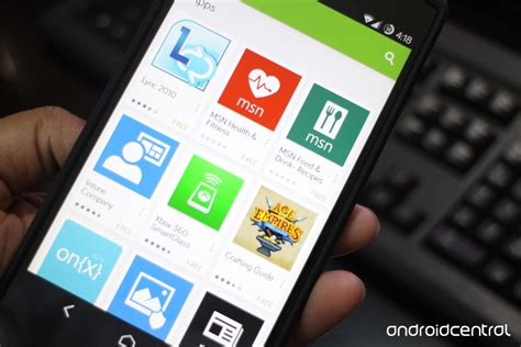 microsoft android microsoft s msn suite of apps are now available on android android central