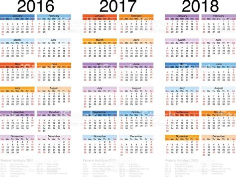 school calendars 2016 2017 as free printable excel templates