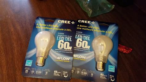 cree light bulb warranty cree led light bulb warranty and replacement