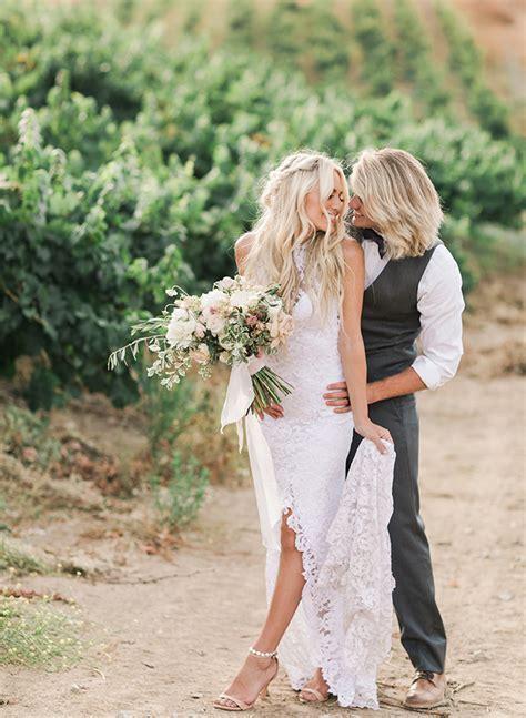 Lavender Bathroom Decor Savannah And Cole Labrant S Gorgeous Blush Wedding Decor