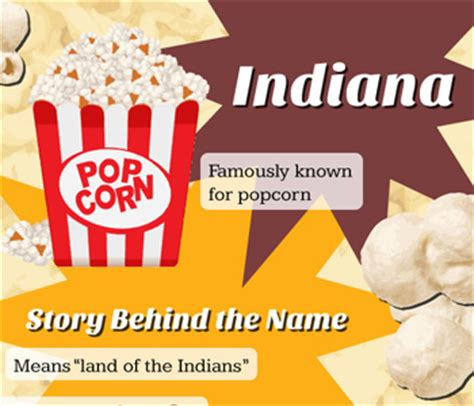 Indiana Food St Office by Indiana Facts Facts About Indiana