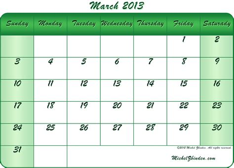printable calendar 2015 for march march 2015 calendar printable