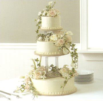 Wedding Cake Decorations   Wedding Cake Pictures