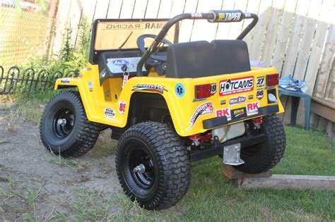 Gas Power Wheels Jeep Gas Power Wheels Jeep Rc Groups