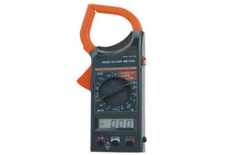 Multimeter Digital Sunwa sunwa digital cl meter model dt 266d skyray