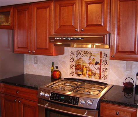 italian backsplashes for kitchens italian tile backsplash ideas