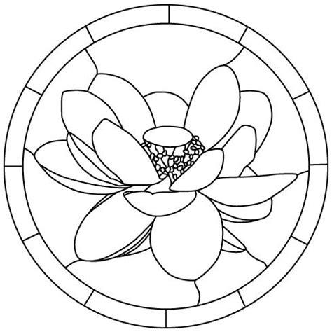 mosaic lotus pattern 88 best images about mandalas de la nature on pinterest