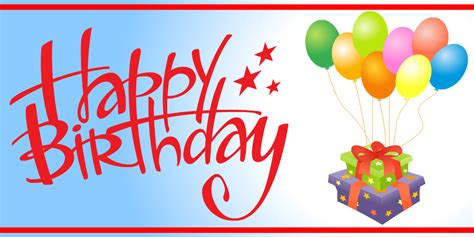 1st Year Happy Birthday Wishes Happy Birthday Sign Cliparts Co
