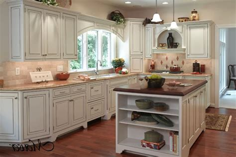 Kitchen Island Wall french country kitchen brown wooden kitchen island wall