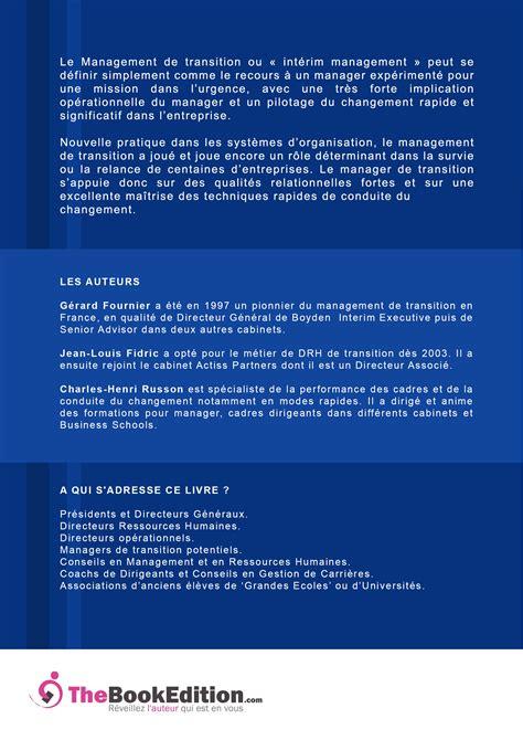 Cabinet Transition by Cabinet De Management De Transition