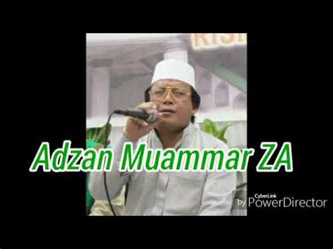 download mp3 adzan h muammar h muammar za amazing adzan magrib di tv sctv 2009