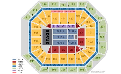 event center layout peterson event center seating chart vipseats com