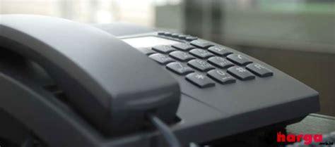Harga Telepon Rumah Tanpa Kabel Telkom by Update Biaya Pemasangan Dan Berlangganan Abonemen