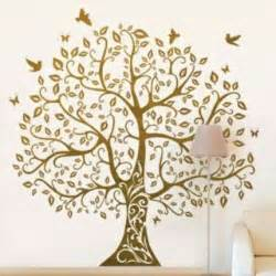 Tree Wall Art Decals Vinyl Sticker Tree Wall Art Decals With Vinyl Sticker By Coocolor On