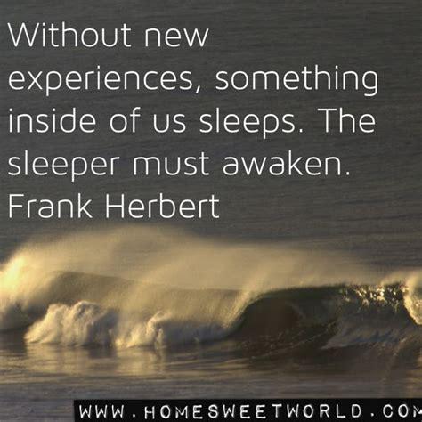 Dune The Sleeper Must Awaken by Frank Herbert Home Sweet World Home Sweet World Site